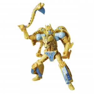 *PREORDER* Transformers Generations War for Cybertron Deluxe: CHEETOR by Hasbro