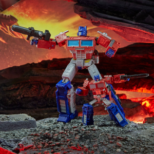 Transformers Generations War for Cybertron Core Class: OPTIMUS PRIME by Hasbro