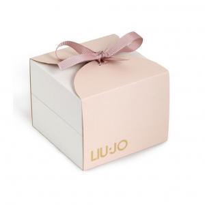 LIU JO Orologio Giulia, quadrante silver