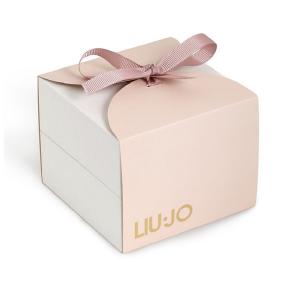 LIU JO Orologio Greta, IP Rose Gold, quadrante silver