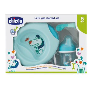 Chicco Set Pappa 6+