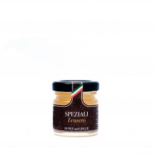 Miele con Zenzero 45 grammi