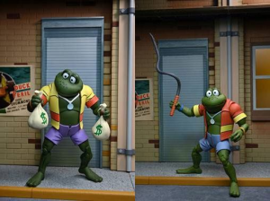 *PREORDER* Teenage Mutant Ninja Turtles: NAPOLEON & ATILLA FROG by Neca