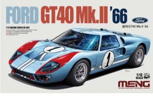 Ford GT40 Mk.II - 1966