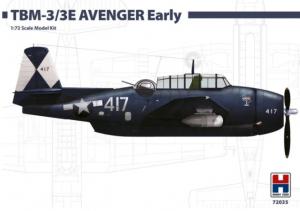 Grumman TBM-3/3E Avenger