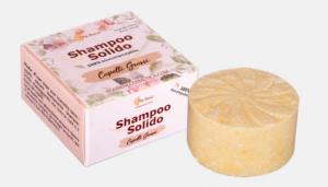 Shampoo Solido Capelli Grassi