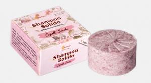 Shampoo Solido Capelli Secchi