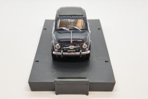 Fiat 500R Aperta 1972-1975 Blu Scuro 1/43 Brumm 100% Made In Italy
