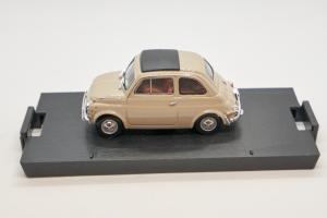 Fiat 500L Chiusa 1968-1972 Beige Sabbia 1/43 Brumm 100% Made In Italy