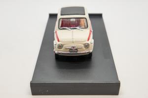 Fiat Nuova 500 Tetto Apribile 1959 Sport 2a Serie Chiusa 1/43 Brumm 100% Made In Italy
