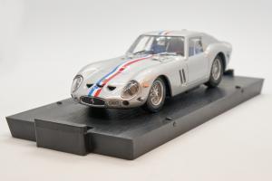 Ferrari 250 Gto Grigio Metallizzato 1963 1/43 Brumm 100% Made In Italy
