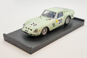 Ferrari 250 GTO 24 Heures Du Mans 1962 1/43 Brumm 100% Made In Italy