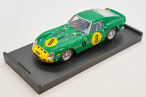 Ferrari 250 GTO Gp Angola 1962 Piper 1/43 Brumm 100% Made In Italy