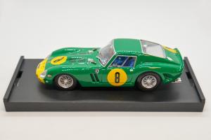 Ferrari 250 GTO Gp Angola 1962 Piper 1/43 Brumm 100% Made In Italy