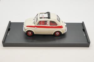Fiat Nuova 500 Tetto Apribile 1959 Sport 2a Serie Aperta 1/43 Brumm 100% Made In Italy