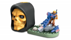 *PREORDER* Masters of the Universe - Mega Construx Skull Set 1: HE-MAN JET SLED by Mattel
