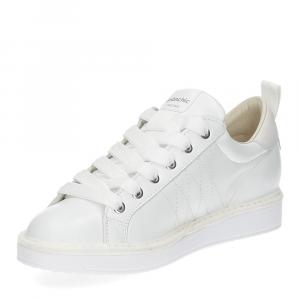 Panchic P01W leather white-4