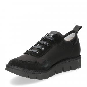 Panchic P05W nylon suede total black-4