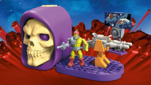*PREORDER* Masters of the Universe - Mega Construx Skull Set 1: TRAP JAW LASER CANNON by Mattel