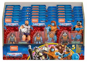 *PREORDER* Masters of the Universe - Mega Construx: FISTO by Mattel
