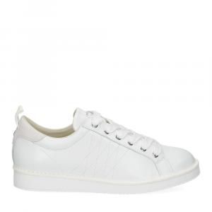Panchic P01M leather white-2