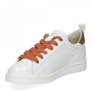 Panchic P01M leather white milatrygreen orange-4