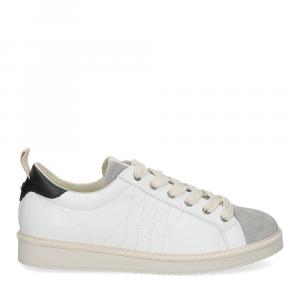 Panchic P01M leather white lightgrey black-2
