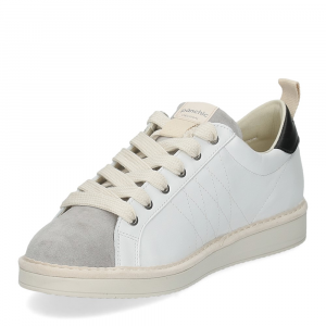 Panchic P01M leather white lightgrey black-4
