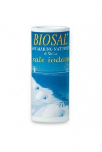 BIOSAL SALE MARINO NATURALE FINO IODATO