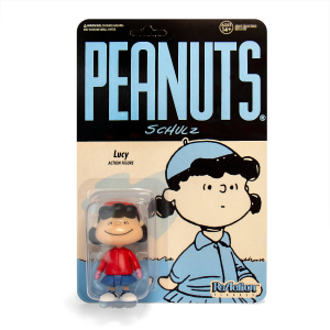 *PREORDER* Peanuts ReAction: WINTER LUCY by Super7