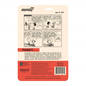 *PREORDER* Peanuts ReAction: CAMP LINUS by Super7