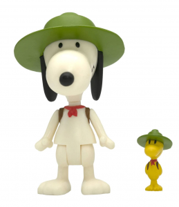 *PREORDER* Peanuts ReAction: BEAGLE SCOUT SNOOPY by Super7