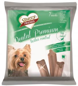Stuzzy Dog Friends - Dental Premium - Toy/Small - 7 pezzi 110gr