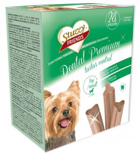 Stuzzy Dog Friends - Dental Premium - Toy/Small - 28 pezzi 4x110gr