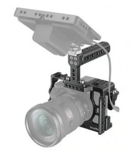 Kit di Accessori con Cage per Sony A7II / A7RII / A7SII 2014C