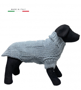 Fashion Dog - Maglione con Maniche e Tasca