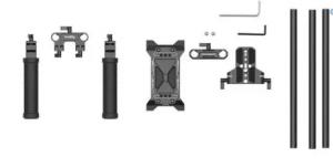 Kit Spallaccio Base Universale in Lega d'alluminio 2896