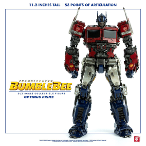 *PREORDER* Transformers Bumblebee DLX: OPTIMUS PRIME 1/6 by ThreeZero