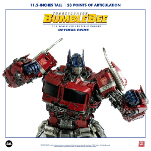*PREORDER* Transformers Bumblebee DLX: OPTIMUS PRIME 1/6 by ThreeZero