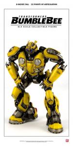 *PREORDER* Transformers Bumblebee DLX: BUMBLEBEE 1/6 by ThreeZero