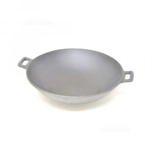 Pentola in Ghisa Con Manici 30 Cm