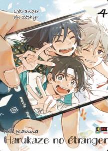 Harukaze no Etranger 4 - prevendita con omaggio esclusivo Mangasenpai!
