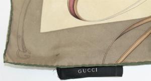 Gucci - Foulard seta