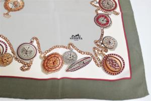 Hermès - Foulard seta