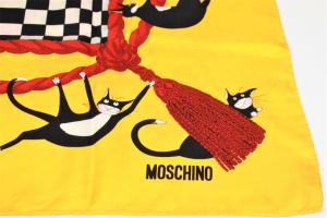 Moschino - Foulard seta