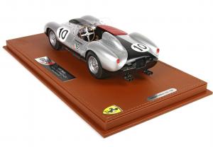 Ferrari 250 Tr58 Nassau Trophy Race 1958 Car #10 P. Rodriguez Ltd 100 Pcs 1/18 Bbr