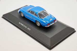 Alpine A110 Berlinette 1973 Blue 1/43 Solido