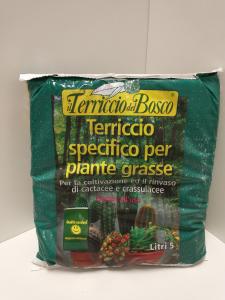 TERRICCIO SPECIFICO PIANTE GRASSE LT.5