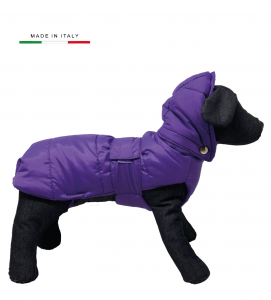Fashion Dog - Cappotto Impermeabile Trapuntato