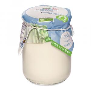 Yogurt magro naturale Cascina bianca